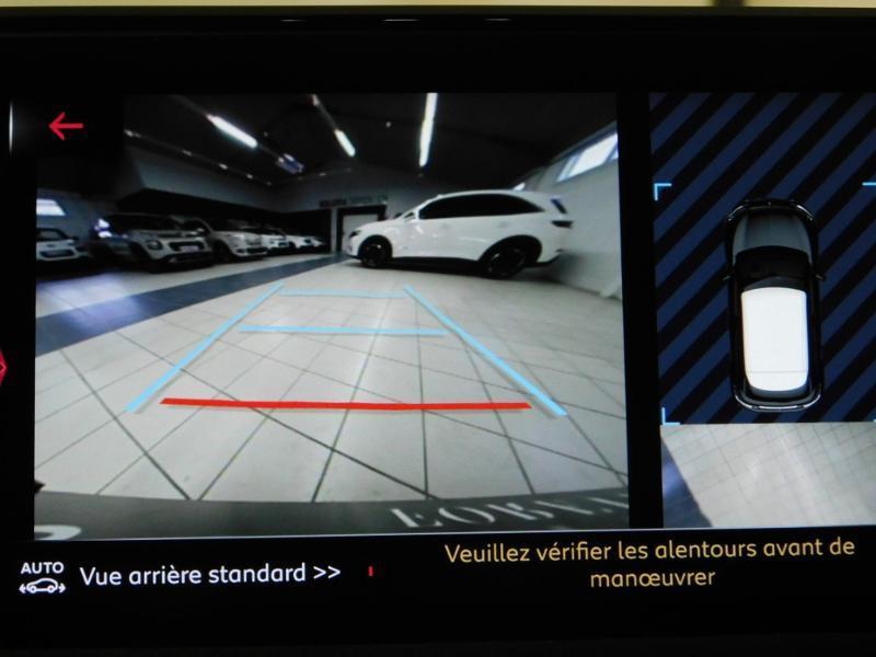 Photo 23 de l'offre de DS DS 3 Crossback PureTech 130ch Performance Line Automatique à 28990€ chez Autovia Véhicules Multimarques