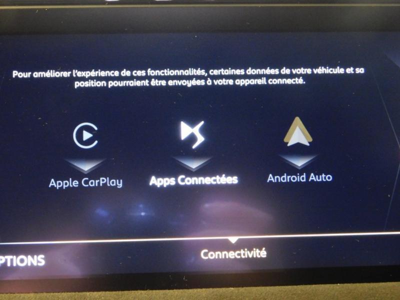 Photo 21 de l'offre de DS DS 3 Crossback PureTech 130ch Performance Line Automatique à 28990€ chez Autovia Véhicules Multimarques