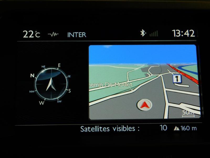 Photo 18 de l'offre de CITROEN DS5 2.0 BlueHDi180 So Chic S&S EAT6 à 14990€ chez Autovia Véhicules Multimarques