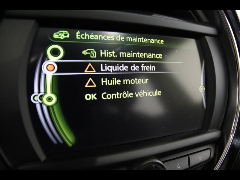 Photo 26 de l'offre de MINI Clubman Cooper D 150ch BVA à 17900€ chez Autovia Véhicules Multimarques
