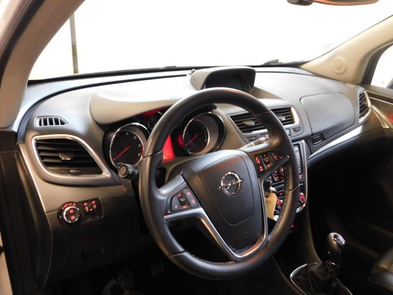 Photo 7 de l'offre de OPEL Mokka 1.6 CDTI 136ch Cosmo ecoFLEX Start&Stop 4x2 à 12990€ chez Autovia Véhicules Multimarques