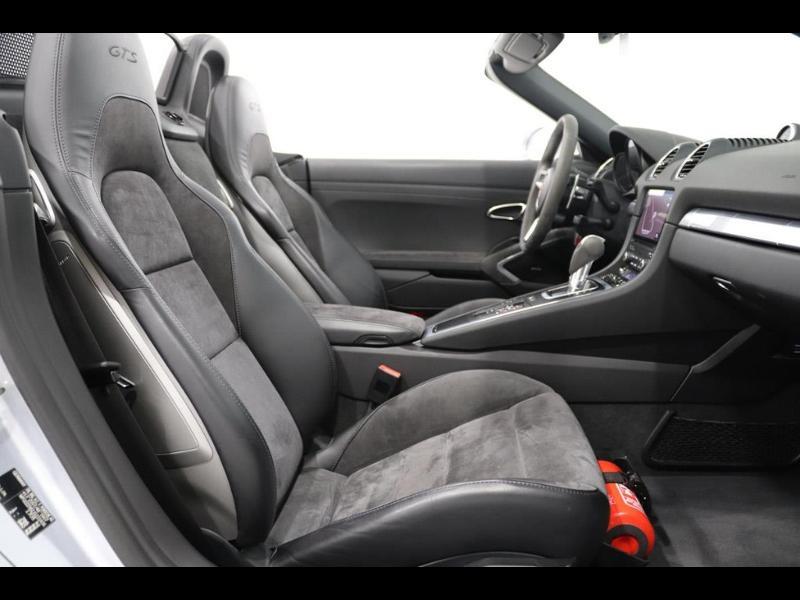 Photo 4 de l'offre de PORSCHE 718 Boxster 2.5 365ch GTS PDK à 82990€ chez Autovia Véhicules Multimarques