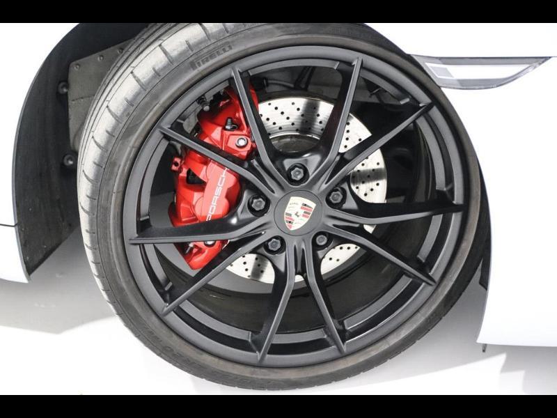 Photo 5 de l'offre de PORSCHE 718 Boxster 2.5 365ch GTS PDK à 82990€ chez Autovia Véhicules Multimarques
