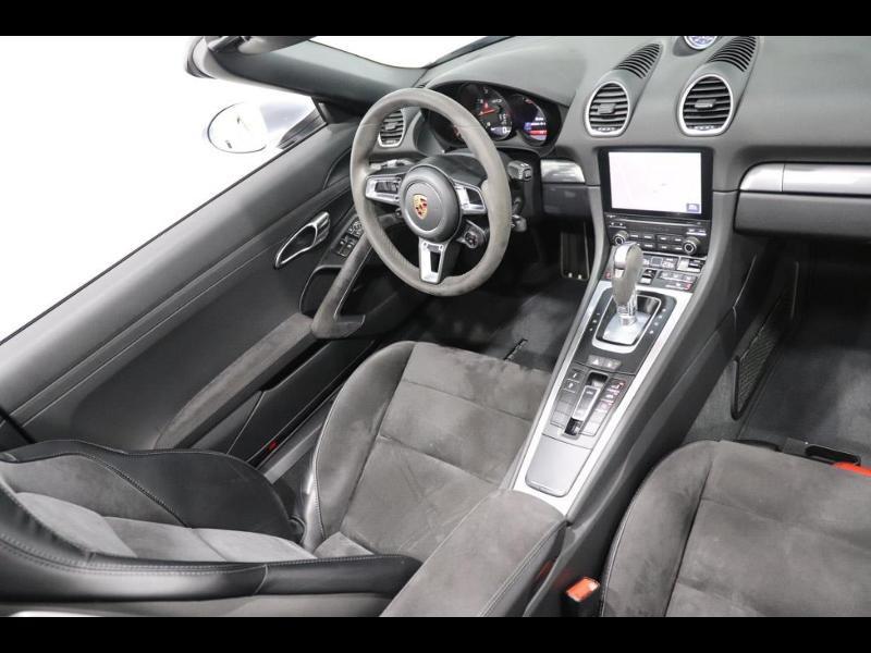Photo 2 de l'offre de PORSCHE 718 Boxster 2.5 365ch GTS PDK à 82990€ chez Autovia Véhicules Multimarques