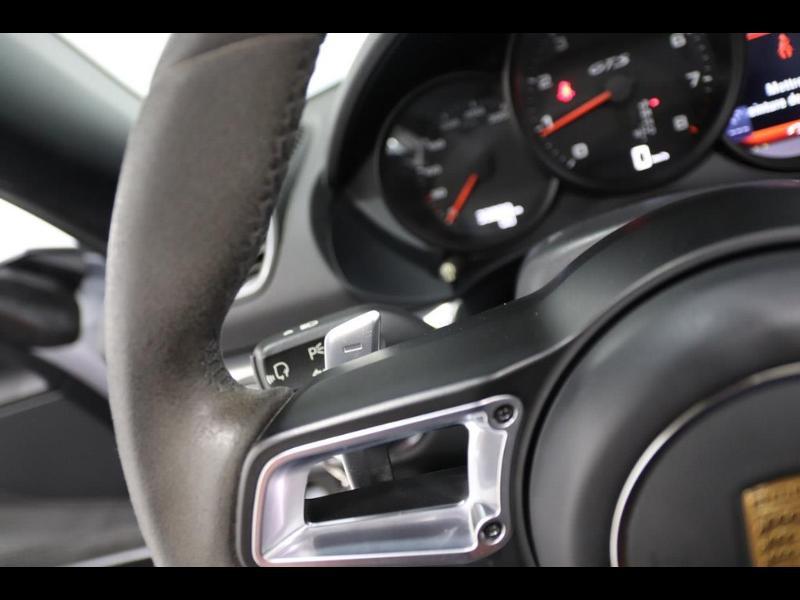 Photo 14 de l'offre de PORSCHE 718 Boxster 2.5 365ch GTS PDK à 82990€ chez Autovia Véhicules Multimarques