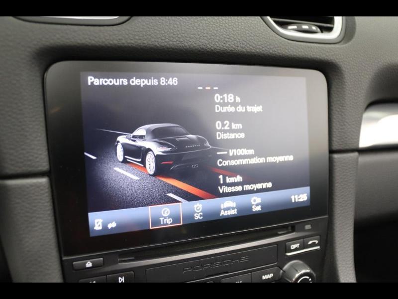 Photo 19 de l'offre de PORSCHE 718 Boxster 2.5 365ch GTS PDK à 82990€ chez Autovia Véhicules Multimarques