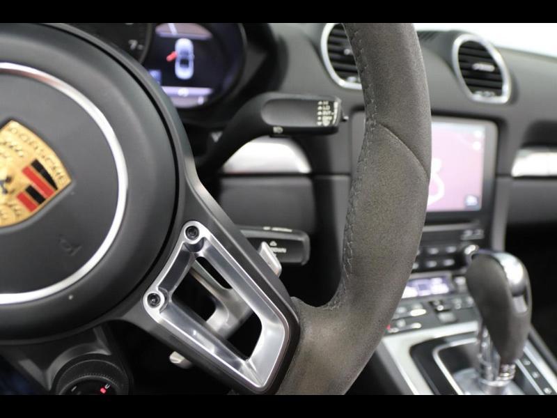 Photo 15 de l'offre de PORSCHE 718 Boxster 2.5 365ch GTS PDK à 82990€ chez Autovia Véhicules Multimarques