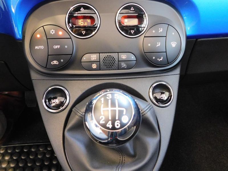 Photo 16 de l'offre de FIAT 500C 1.0 70ch BSG S&S Sport à 17690€ chez Autovia Véhicules Multimarques