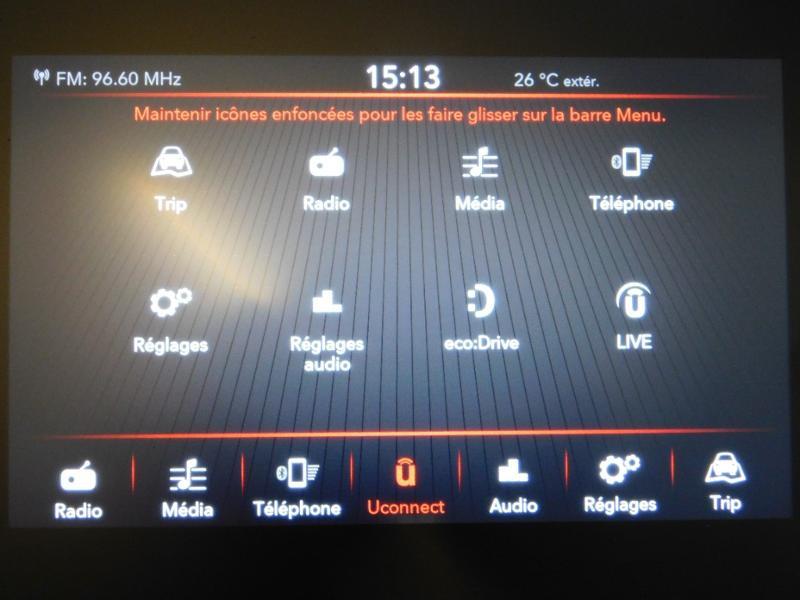 Photo 17 de l'offre de FIAT 500C 1.0 70ch BSG S&S Sport à 17690€ chez Autovia Véhicules Multimarques