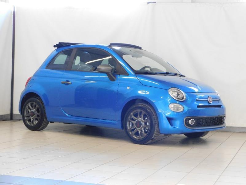 Photo 1 de l'offre de FIAT 500C 1.0 70ch BSG S&S Sport à 17690€ chez Autovia Véhicules Multimarques
