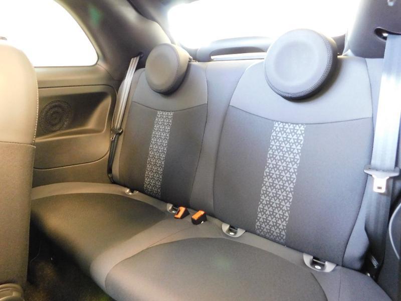 Photo 10 de l'offre de FIAT 500C 1.0 70ch BSG S&S Sport à 17690€ chez Autovia Véhicules Multimarques