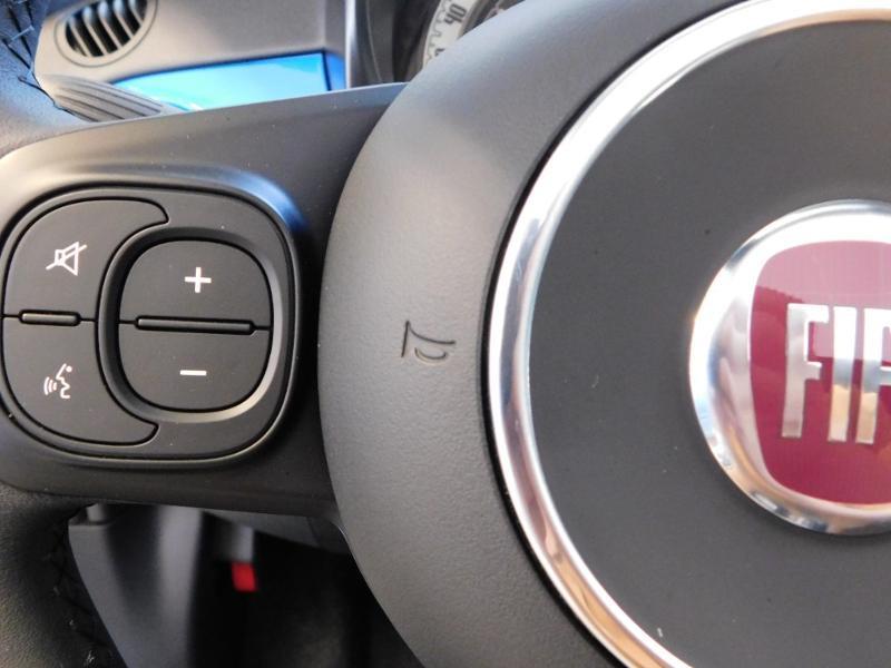 Photo 13 de l'offre de FIAT 500C 1.0 70ch BSG S&S Sport à 17690€ chez Autovia Véhicules Multimarques