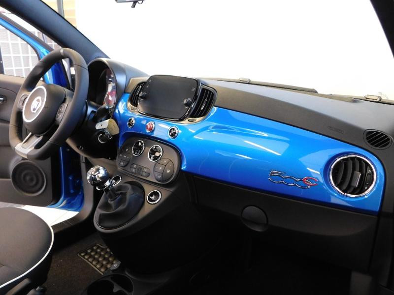 Photo 8 de l'offre de FIAT 500C 1.0 70ch BSG S&S Sport à 17690€ chez Autovia Véhicules Multimarques