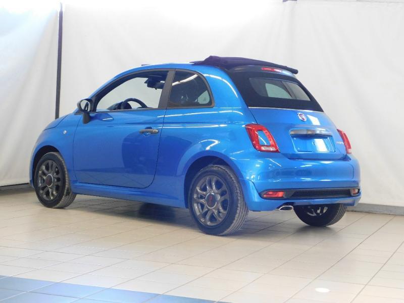 Photo 3 de l'offre de FIAT 500C 1.0 70ch BSG S&S Sport à 17690€ chez Autovia Véhicules Multimarques