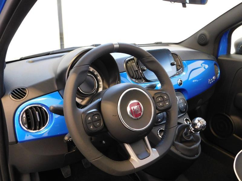 Photo 7 de l'offre de FIAT 500C 1.0 70ch BSG S&S Sport à 17690€ chez Autovia Véhicules Multimarques