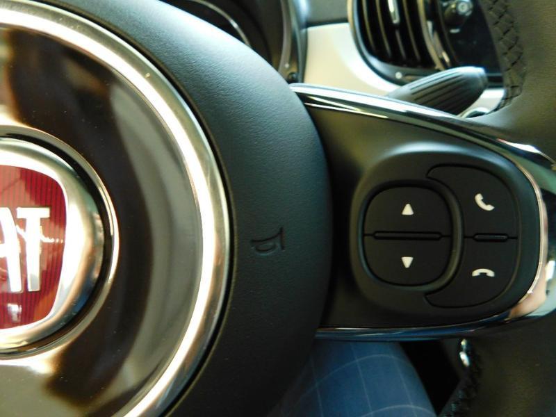 Photo 11 de l'offre de FIAT 500 1.0 70ch BSG S&S Star à 16690€ chez Autovia Véhicules Multimarques