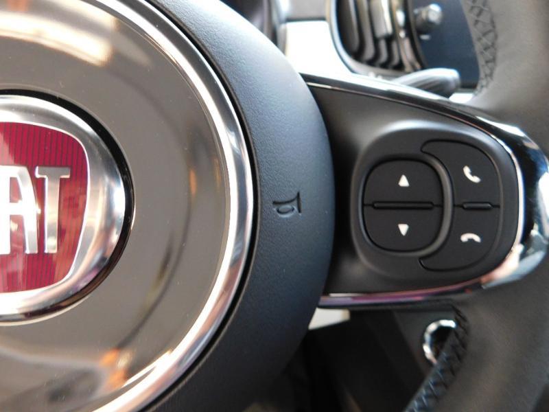 Photo 8 de l'offre de FIAT 500C 1.0 70ch BSG S&S Lounge à 16990€ chez Autovia Véhicules Multimarques