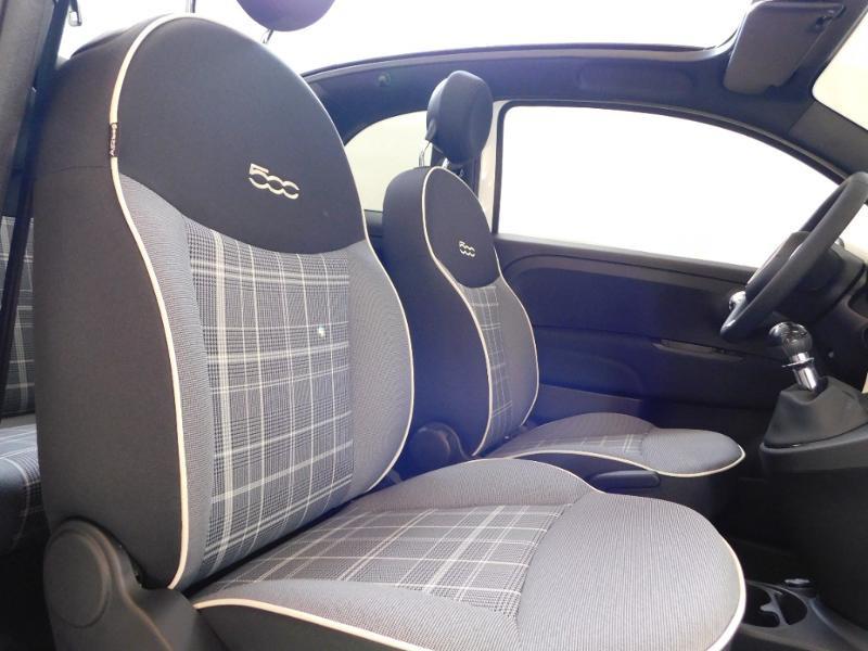 Photo 19 de l'offre de FIAT 500C 1.0 70ch BSG S&S Lounge à 16990€ chez Autovia Véhicules Multimarques