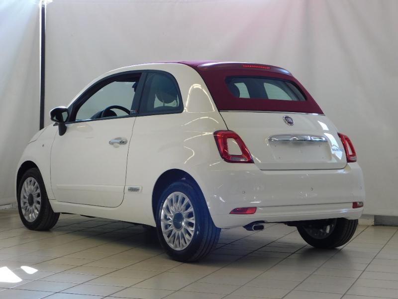 Photo 3 de l'offre de FIAT 500C 1.0 70ch BSG S&S Lounge à 16990€ chez Autovia Véhicules Multimarques