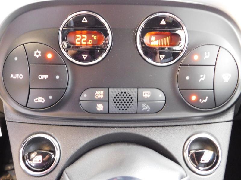 Photo 12 de l'offre de FIAT 500C 1.0 70ch BSG S&S Lounge à 16990€ chez Autovia Véhicules Multimarques