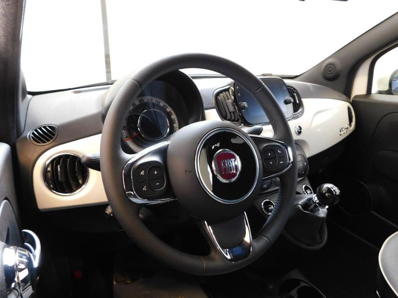 Photo 6 de l'offre de FIAT 500C 1.0 70ch BSG S&S Lounge à 16990€ chez Autovia Véhicules Multimarques