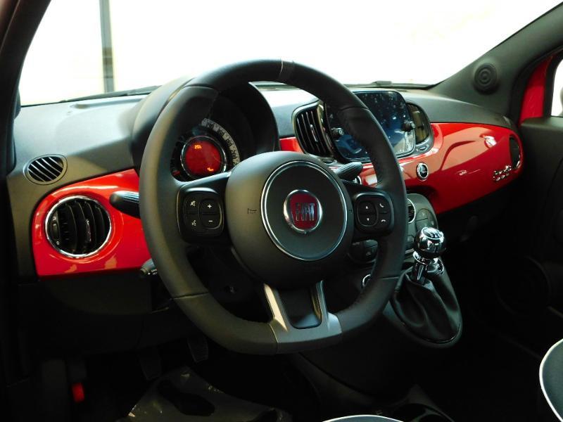 Photo 15 de l'offre de FIAT 500C 1.0 70ch BSG S&S Sport à 17690€ chez Autovia Véhicules Multimarques