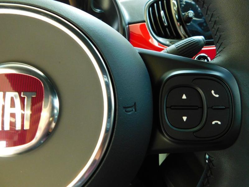 Photo 19 de l'offre de FIAT 500C 1.0 70ch BSG S&S Sport à 17690€ chez Autovia Véhicules Multimarques