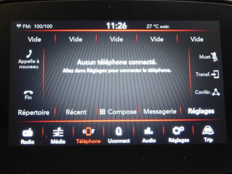 Photo 14 de l'offre de FIAT 500C 1.0 70ch BSG S&S Lounge à 16990€ chez Autovia Véhicules Multimarques