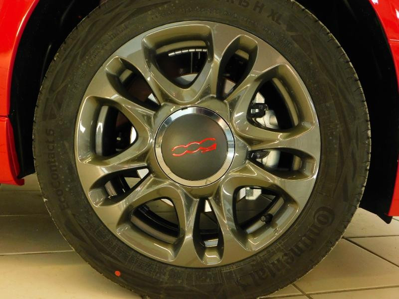 Photo 5 de l'offre de FIAT 500C 1.0 70ch BSG S&S Sport à 17690€ chez Autovia Véhicules Multimarques