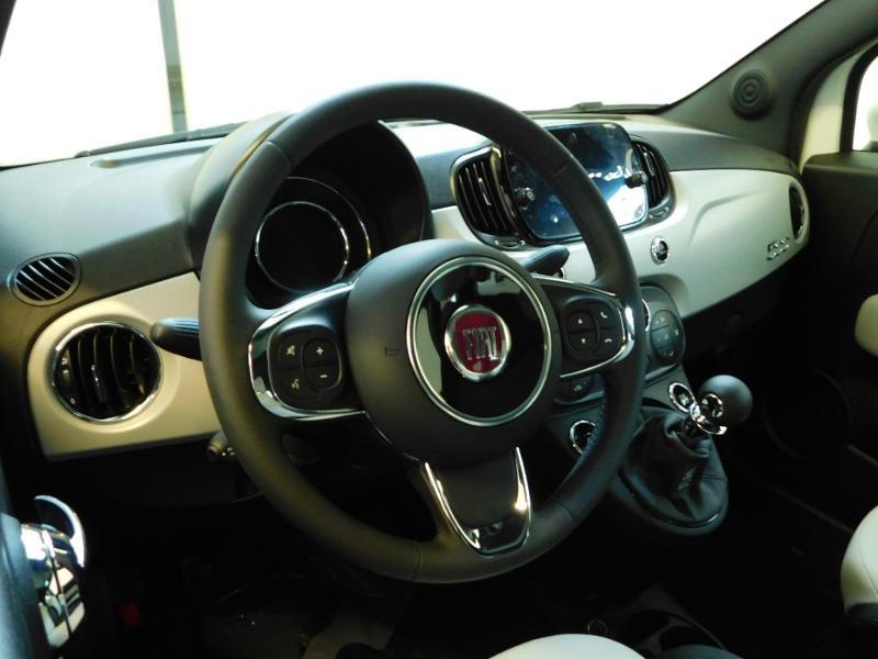 Photo 7 de l'offre de FIAT 500 1.0 70ch BSG S&S Star à 16690€ chez Autovia Véhicules Multimarques