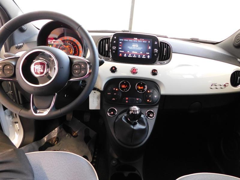 Photo 2 de l'offre de FIAT 500C 1.0 70ch BSG S&S Lounge à 16990€ chez Autovia Véhicules Multimarques