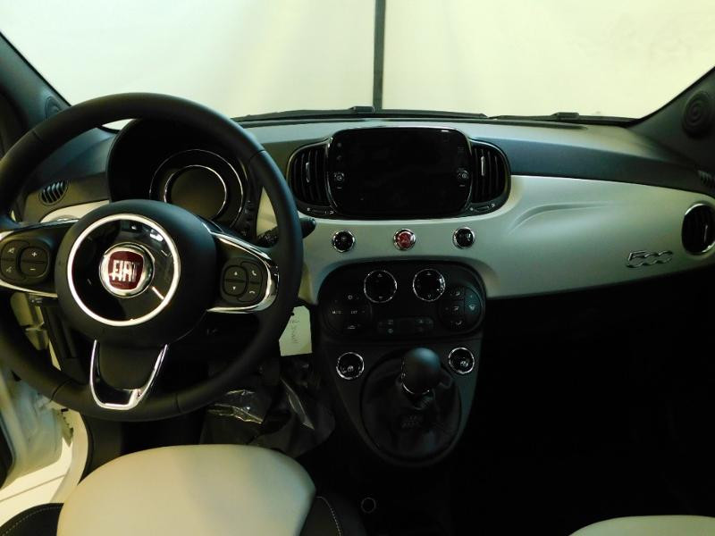 Photo 2 de l'offre de FIAT 500 1.0 70ch BSG S&S Star à 16690€ chez Autovia Véhicules Multimarques
