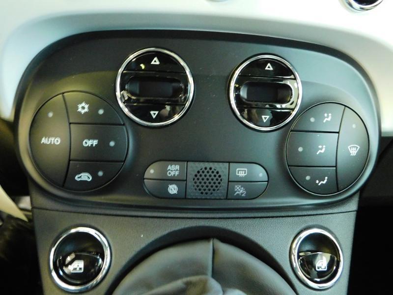 Photo 16 de l'offre de FIAT 500 1.0 70ch BSG S&S Star à 16690€ chez Autovia Véhicules Multimarques