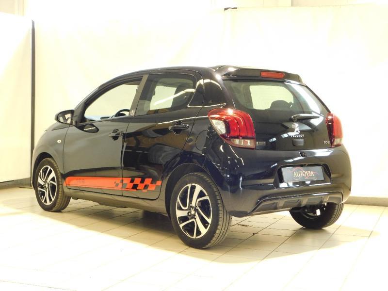 Photo 3 de l'offre de PEUGEOT 108 VTi 72 Allure S&S 85g 5p à 12990€ chez Autovia Véhicules Multimarques