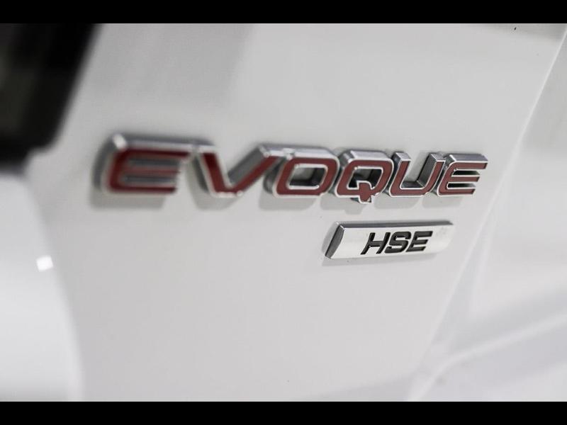 Photo 8 de l'offre de LAND-ROVER Evoque Cabriolet 2.0 TD4 150 HSE Dynamic BVA Mark IV à 43990€ chez Autovia Véhicules Multimarques