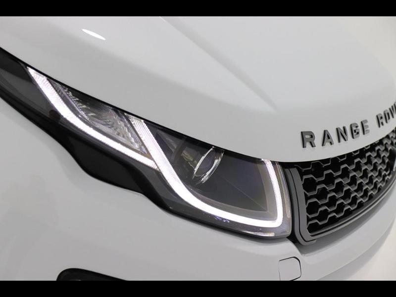 Photo 9 de l'offre de LAND-ROVER Evoque Cabriolet 2.0 TD4 150 HSE Dynamic BVA Mark IV à 43990€ chez Autovia Véhicules Multimarques