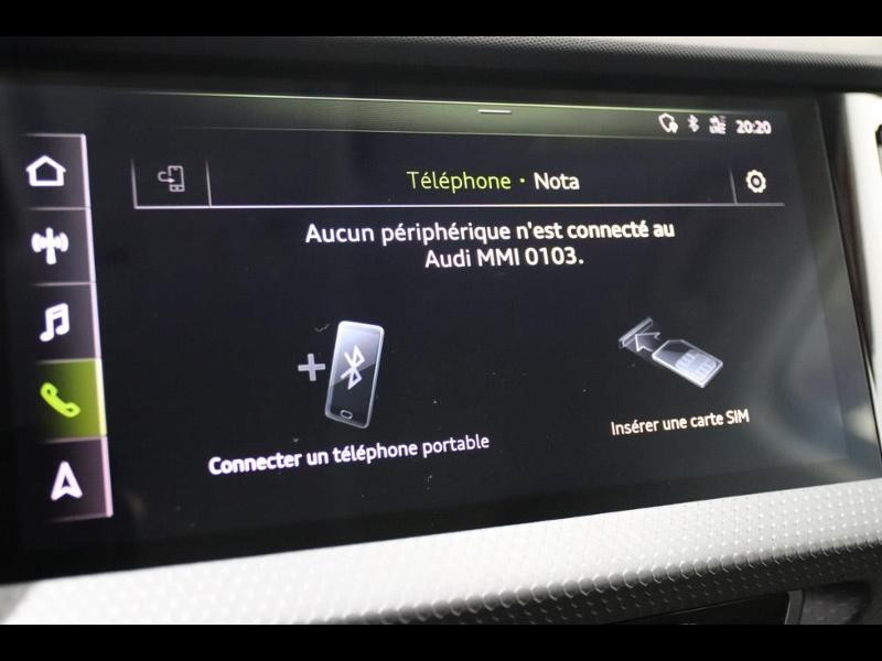 Photo 24 de l'offre de AUDI A1 Sportback 30 TFSI 116ch S line à 25990€ chez Autovia Véhicules Multimarques