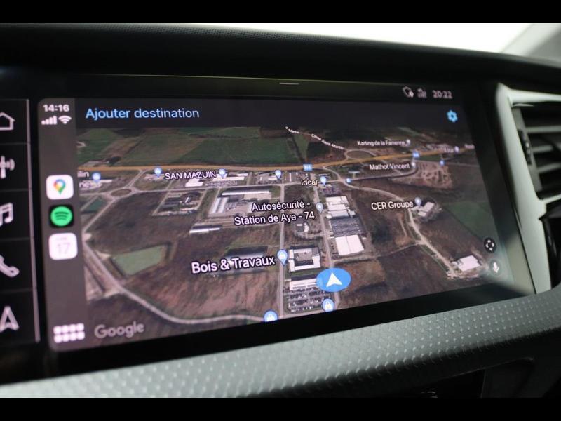 Photo 33 de l'offre de AUDI A1 Sportback 30 TFSI 116ch S line à 25990€ chez Autovia Véhicules Multimarques