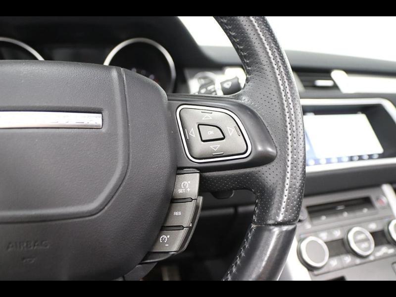 Photo 19 de l'offre de LAND-ROVER Evoque Cabriolet 2.0 TD4 150 HSE Dynamic BVA Mark IV à 43990€ chez Autovia Véhicules Multimarques