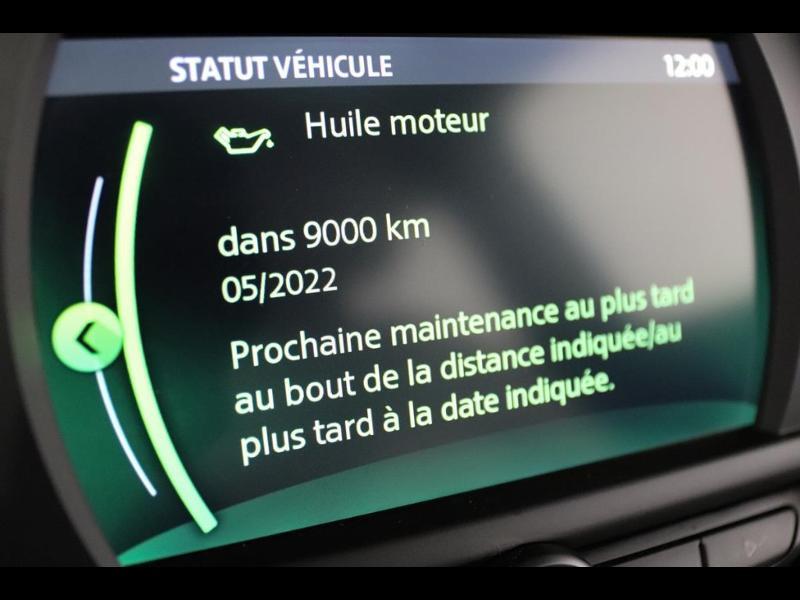 Photo 25 de l'offre de MINI Mini Cooper 136ch à 21990€ chez Autovia Véhicules Multimarques