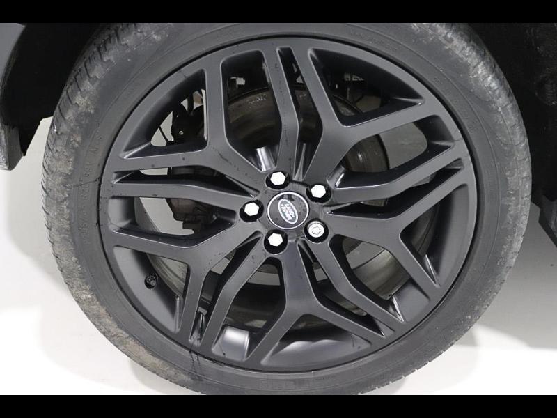 Photo 5 de l'offre de LAND-ROVER Evoque Cabriolet 2.0 TD4 150 HSE Dynamic BVA Mark IV à 43990€ chez Autovia Véhicules Multimarques