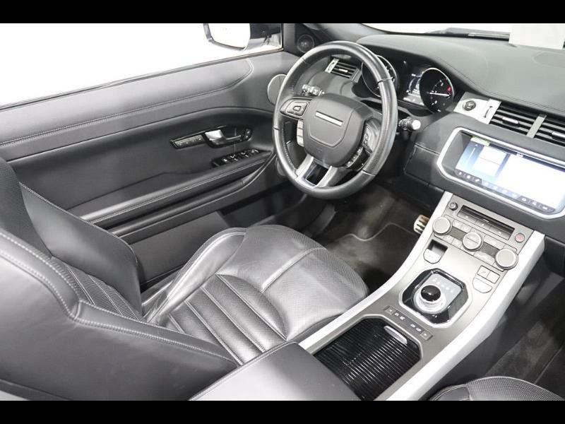 Photo 2 de l'offre de LAND-ROVER Evoque Cabriolet 2.0 TD4 150 HSE Dynamic BVA Mark IV à 43990€ chez Autovia Véhicules Multimarques