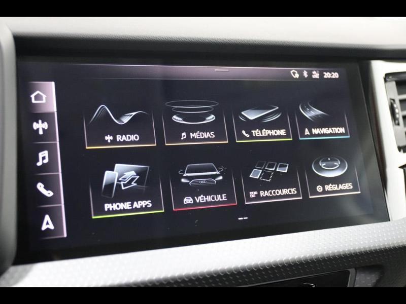 Photo 22 de l'offre de AUDI A1 Sportback 30 TFSI 116ch S line à 25990€ chez Autovia Véhicules Multimarques