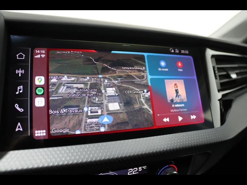 Photo 29 de l'offre de AUDI A1 Sportback 30 TFSI 116ch S line à 25990€ chez Autovia Véhicules Multimarques