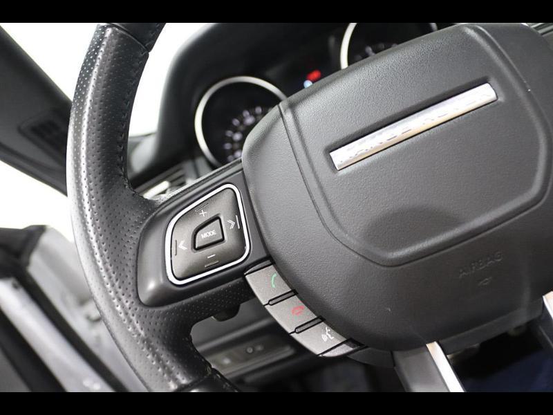 Photo 18 de l'offre de LAND-ROVER Evoque Cabriolet 2.0 TD4 150 HSE Dynamic BVA Mark IV à 43990€ chez Autovia Véhicules Multimarques