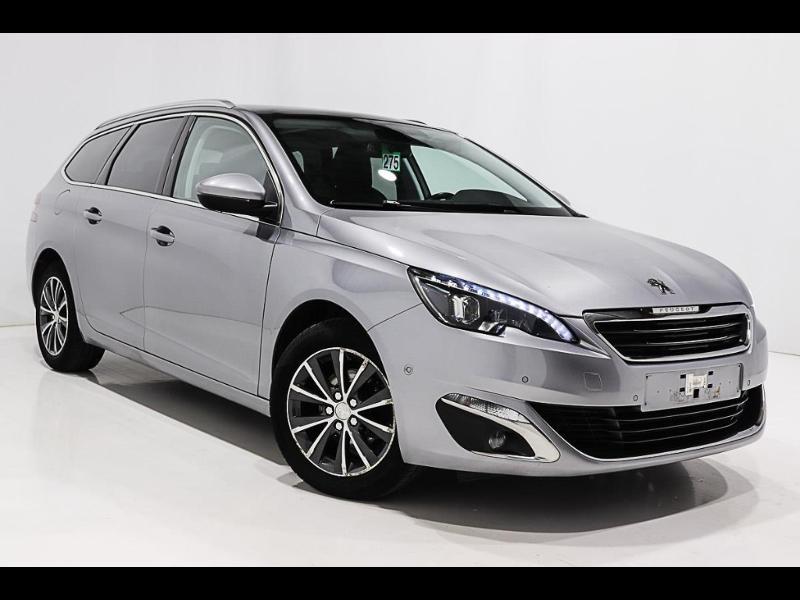 Peugeot 308 SW 1.6 BlueHDi 115ch Allure S&S Diesel ARGENT METAL Occasion à vendre