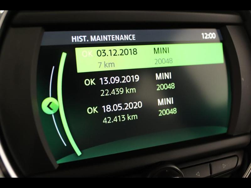 Photo 24 de l'offre de MINI Mini Cooper 136ch à 21990€ chez Autovia Véhicules Multimarques