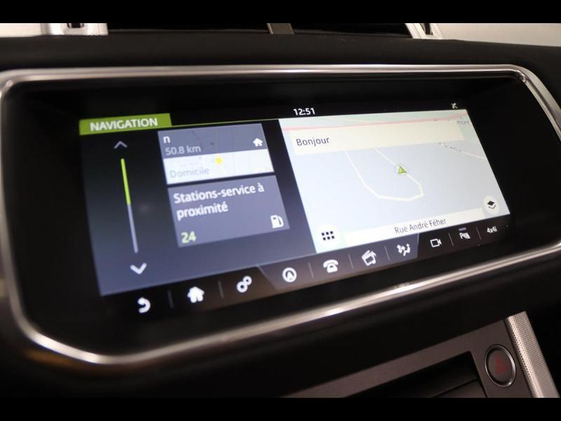 Photo 22 de l'offre de LAND-ROVER Evoque Cabriolet 2.0 TD4 150 HSE Dynamic BVA Mark IV à 43990€ chez Autovia Véhicules Multimarques
