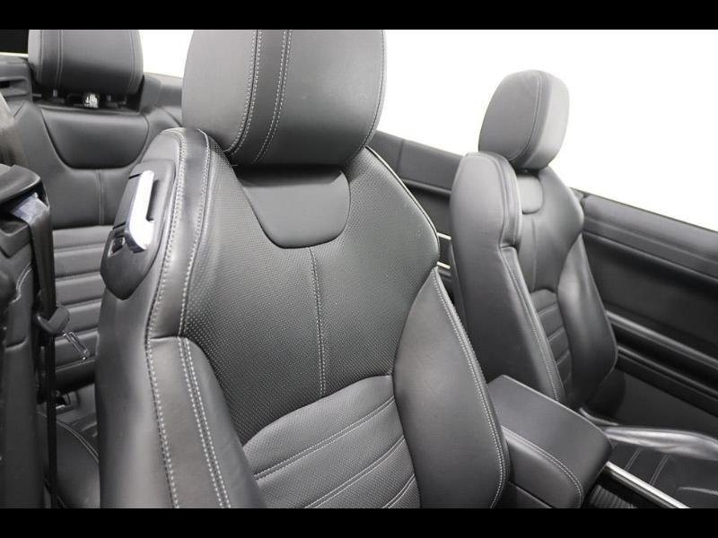 Photo 11 de l'offre de LAND-ROVER Evoque Cabriolet 2.0 TD4 150 HSE Dynamic BVA Mark IV à 43990€ chez Autovia Véhicules Multimarques