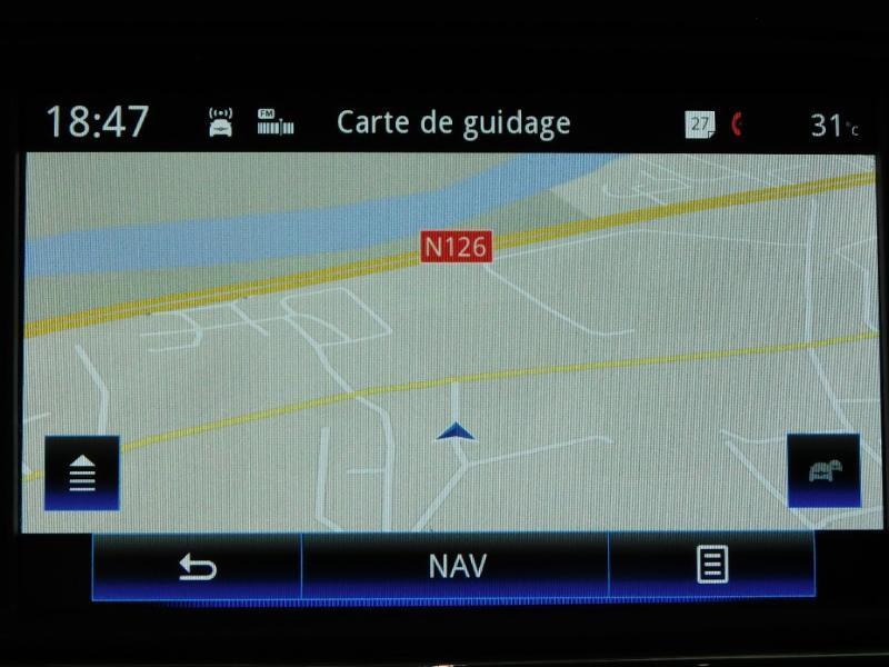 Photo 22 de l'offre de RENAULT Kadjar 1.6 dCi 130ch energy Intens à 17890€ chez Autovia Véhicules Multimarques